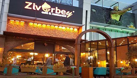 Ziverbey Restaurant / Çankaya / ANKARA